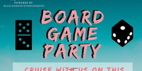 Board Game Party for Canada Day on Pioneer Cruises tickets