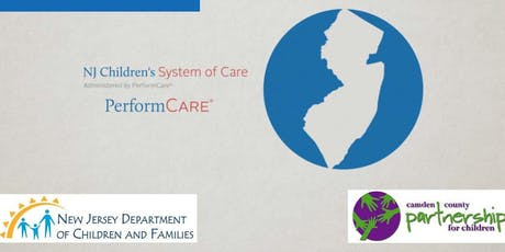 Camden County Children's System of Care July Information Session and Lunch-Camden tickets