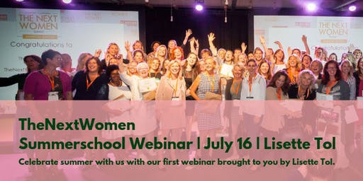 TheNextWomen | Summerschool Webinar