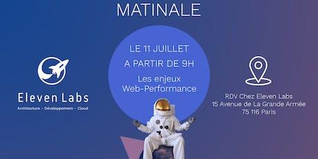 L'impact de la Web Performance et retour d'expérience : France Media Monde ! billets