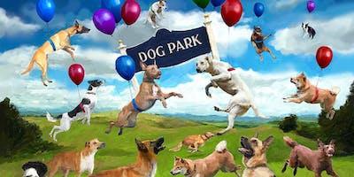 Dog Park Pawlooza