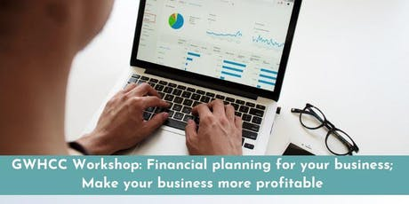 Financial Planning for Your Business tickets