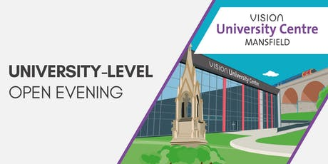University-level Open Evening  tickets