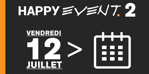 | 2ème Edition | HAPPY Event : Rencontrons-nous différement !
