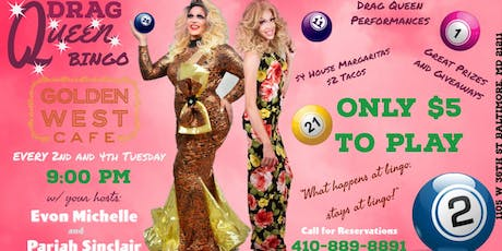 DRAG QUEEN BINGO! tickets