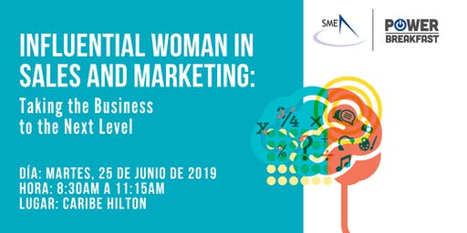 SME Power Breakfast - Influential Women in Sales & Marketing: Taking the Business to the Next Level