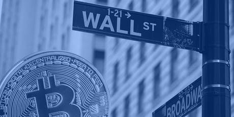 Bitcoin March On Wall Street - by CoinBits tickets