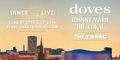 Inner City Live : Birmingham tickets