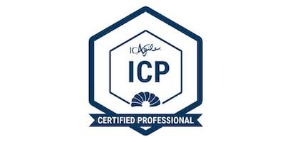 ICAgile Certified Professional (Agile Fundamentals - ICP)