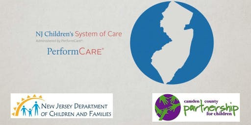 Camden County Children's System of Care August Information Session and Lunch-Voorhees