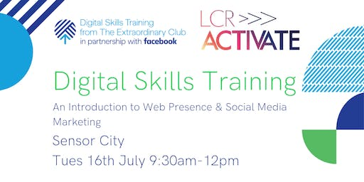 Digital Skills with LCR Activate