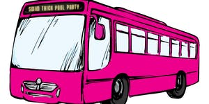 Swim Thick Pool Party Shuttle Bus Registration
