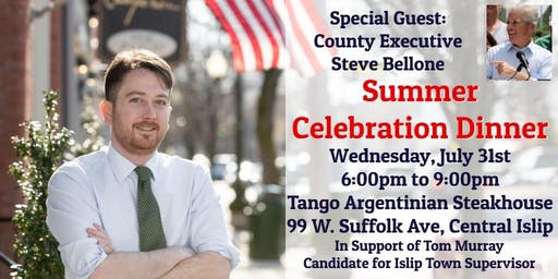 Summer Celebration with County Executive Steve Bellone