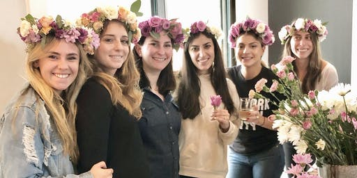 Flower Crown Workshop at Southbound Brewing Company