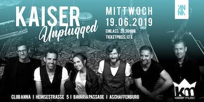 Kaiser Unplugged feat. Kolinda