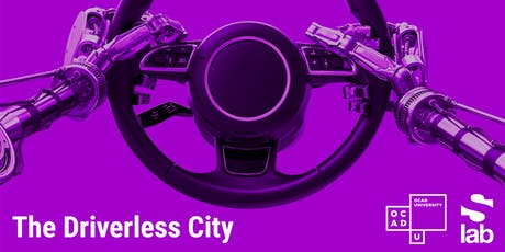 The Driverless City (SFI) tickets