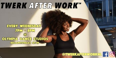 #TwerkAfterWork Amsterdam - ! OLD SCHOOL R&B ! Dance Fitness Class  tickets