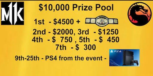 Mortal Kombat $10,000 Tournament