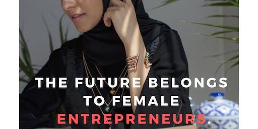 Ladies Entrepreneurship Certificate Event