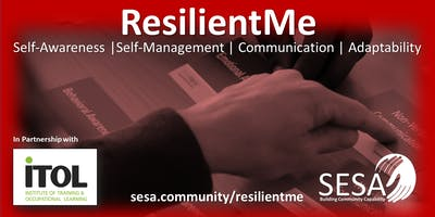 ResilientMe: Oct Skills 4 Life (Sutton Coldfield)