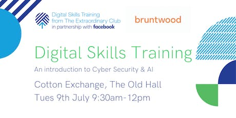 Digital Skills at The Cotton Exchange tickets