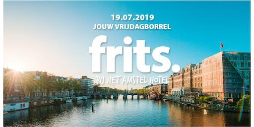 Frits bij het Amstel Hotel (laatste 100 tickets aan de deur)