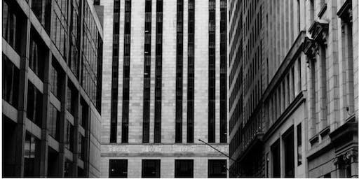 Boston Photo Class: Iconic Architecture Black and White Financial District