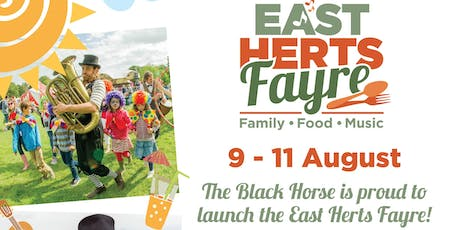 East Herts Fayre tickets