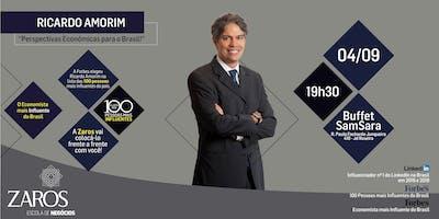 Palestra com Ricardo Amorim