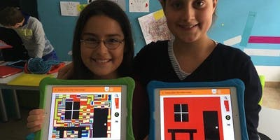 Workshop: Digital Art mit Scratch Jr.