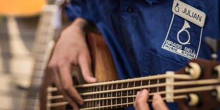 Free Instrument Restring/Recycling Event Hosted by Brass Bell Music Store