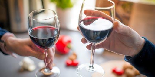 Aula de Vinho Harmonizada