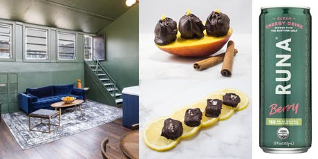 June Homes Open House featuring Runa Clean Energy & Sweet Vegan Chocolate tickets