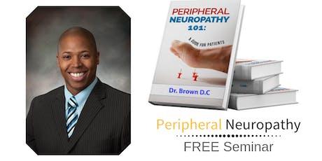 FREE Peripheral Neuropathy & Nerve Pain Breakthrough Lunch Seminar- Flower Mound, TX tickets