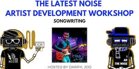 TLN Artist Development Workshop: Songwriting tickets