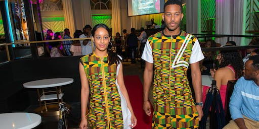 AfropolitanDC (September Edition) - The Ankara Take Over (African Heritage Month)