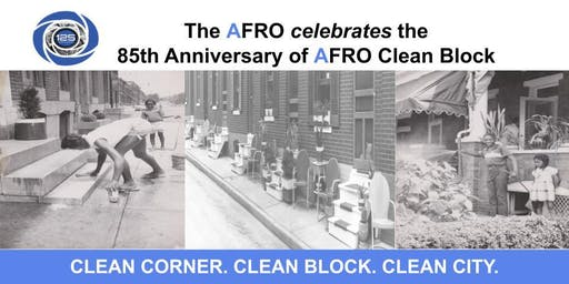 "The AFRO's  85th Annual Clean Block ""White Party"" Celebration"