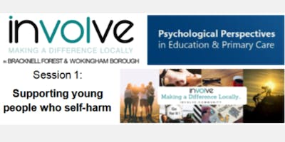 involve PPePCare Training - Supporting young people who self-harm