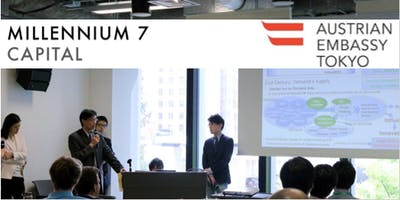 Startup Investment & Tax Incentive Event by M7 Capital & Austrian Embassy