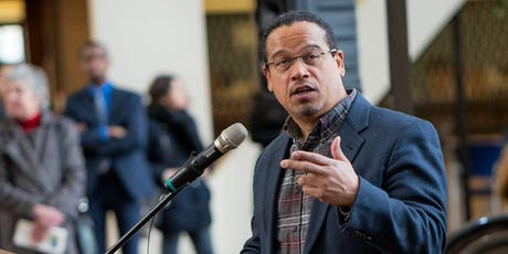Transatlantic Alliances in the age of Trump with Keith Ellison tickets