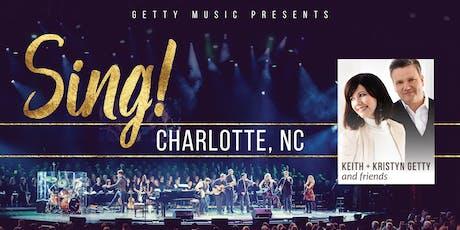 SING! Charlotte, NC tickets