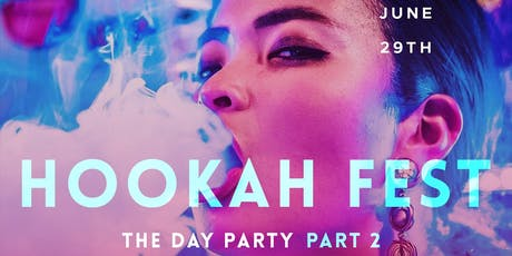 Hookah Fest: Day Party @ Fire House Charlotte tickets