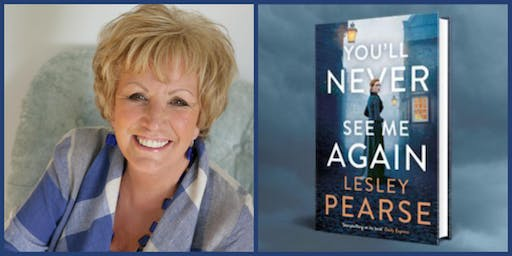 Meet Bestselling Author Lesley Pearse at the Kingsbridge Library!