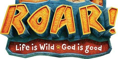 Vacation Bible School - ROAR! tickets