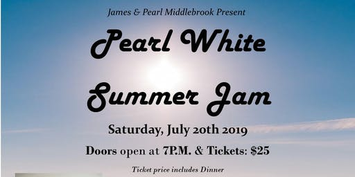 PEARL WHITE SUMMER JAM