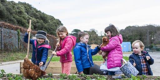 St. Anne's City Farm - Family Volunteer Day