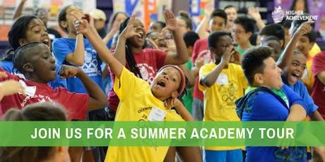 Higher Achievement Summer Academy Tours tickets