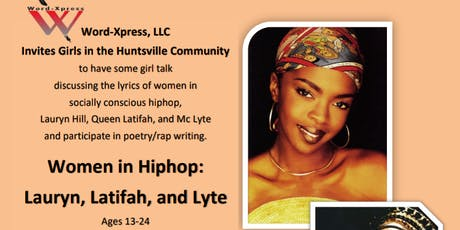 Lauryn, Latifah, and Lyte: Women in Hiphop Review tickets