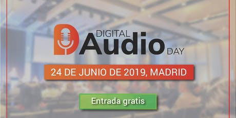 Digital Audio Day entradas