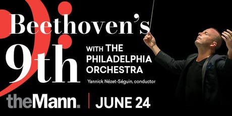 Access the Arts: Beethoven's Ninth with The Philadelphia Orchestra tickets